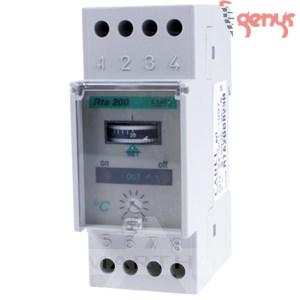 Carel termostatas