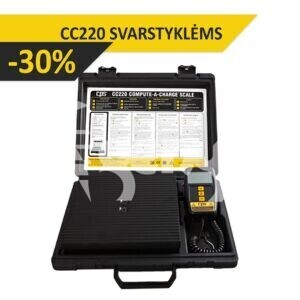 CC220 svarstykles