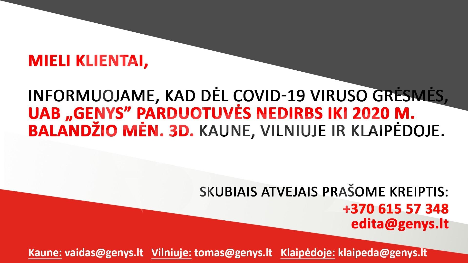 genys info covid19